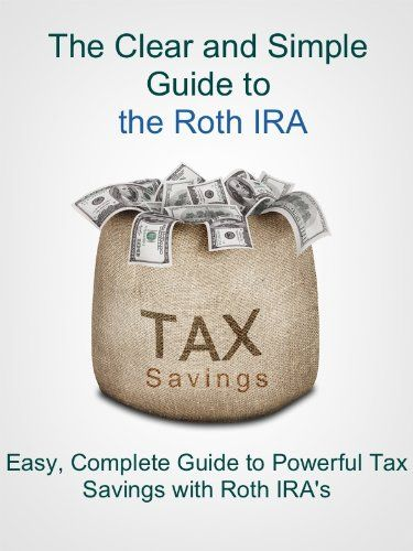 The Clear and Simple Guide to the Roth IRA:   The Clear and Simple Guide to the Roth IRA will clearly show you the powerful tax-savings strategies behind the Roth IRA, including recent changes in tax laws that make it even more advantageous to start now. This easy and complete resource to Roth IRA's will help you quickly and easily cut through all of the Roth IRA rules, while avoiding the potential land mines along the way, including:br /br /•The main differences between a traditional ...