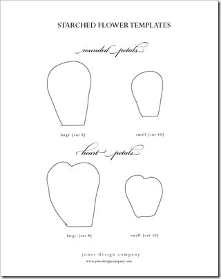 Best 25+ Flower petal template ideas on Pinterest Paper flower - flower petal template