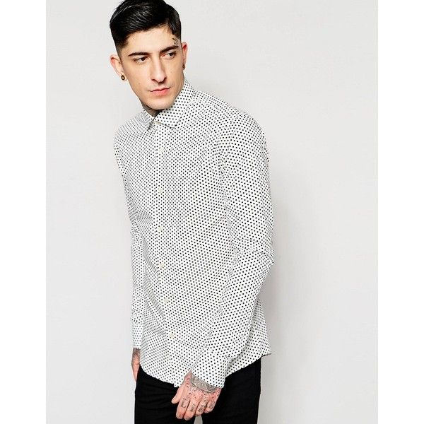 Best 25  Polka dot shirt mens ideas on Pinterest   Men shirts ...