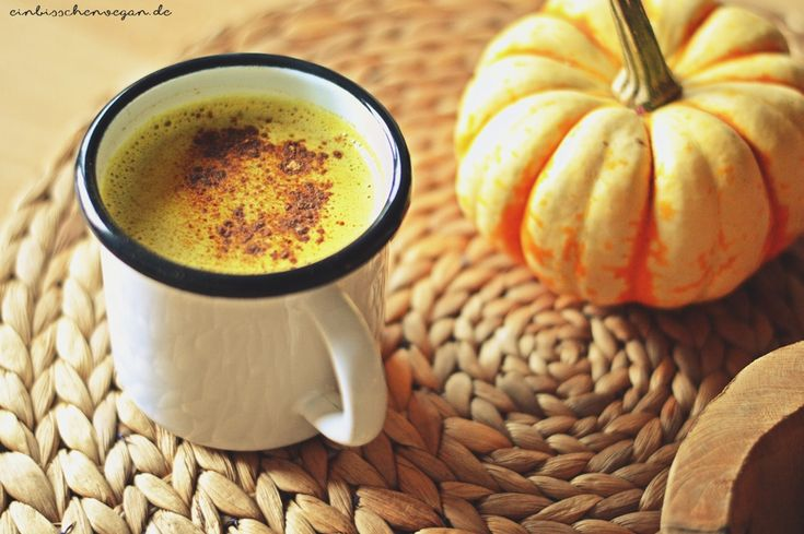 Goldene Milch | Erkältung adé! #Gesundheit