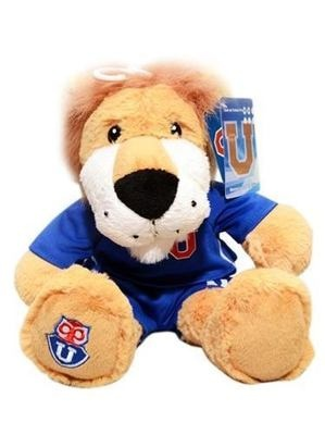 Universidad de Chile mascot small stuffed animal