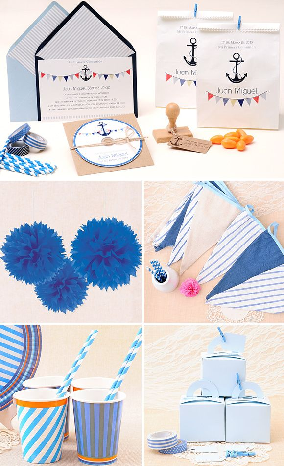 Ideas para una fiesta de comunion perfecta