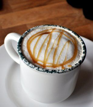 make at home version of the Starbuck's Salted Carmel Mocha - yeah baby! oh my gosh, i was seriously craving these things this year!!!