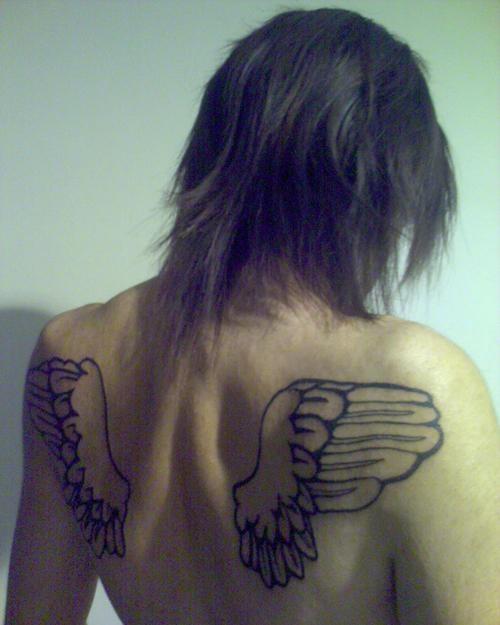 Hyde (from L'arc~en~Ciel)'s tattoos