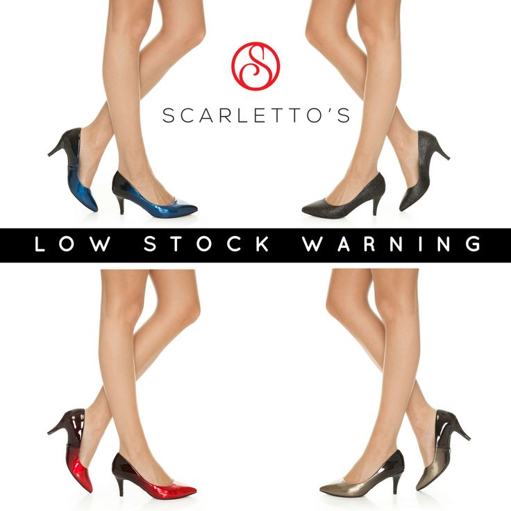 We are not surprised that our incredibly CUTE and crazily COMFORTABLE MID-HEELS are SELLING FAST. If you are still considering purchasing a pair, please don't delay as stocks are low & we would hate you to miss out! SHOP NOW & enjoy FREE SHIPPING while stocks last: http://scarlettos.com.au/mid-heels/ scarlettos_shoes#ScarlettosSister #Scarlettos_Shoes #DesignerShoes #ShoesOnline #Shoes #Heels #BalletFlats #Stilettos #HighHeels #GetThemBeforeSheDoes #MidHeels #ComfortableAffordableShoes…