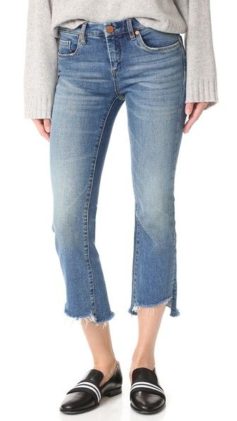 BLANK DENIM App Happy Straight Jeans. #blankdenim #cloth #dress #top #shirt #sweater #skirt #beachwear #activewear