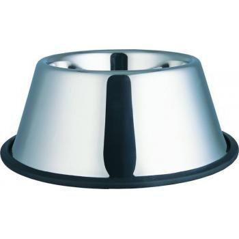 Stainless Steel Non Tip Cocker Spaniel Bowl -Dog Bowls - Stainless Steel | Online Pet Shop Ireland