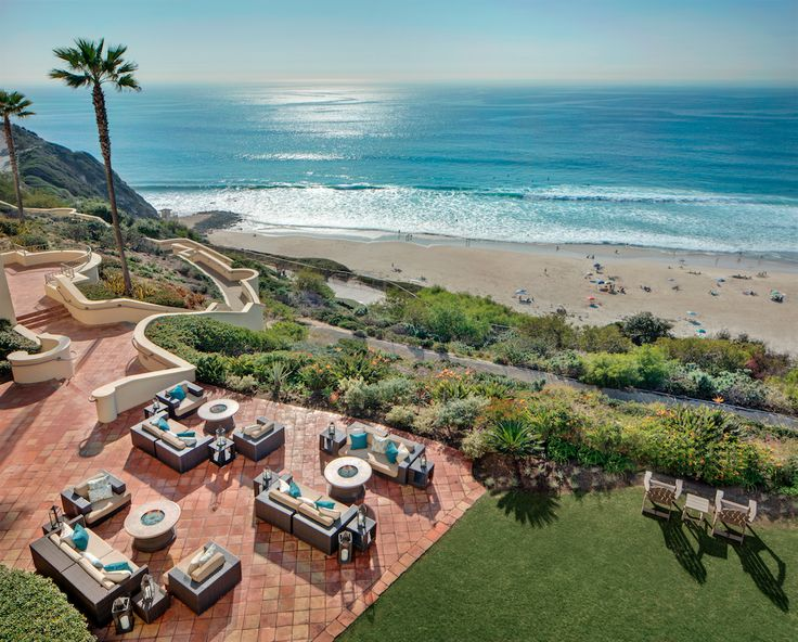 Set Along The Beautiful Coast Of Southern California Ritz Carlton Laguna Niguel Offers Pacific Ocean Views And A Playful Roach To Luxury