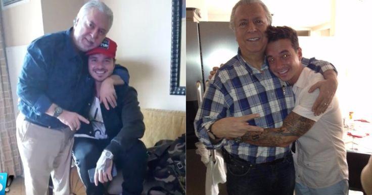 Padre de J Balvin cuenta por qué el cantante sufrió depresión (VIDEO) #Farándula #cantante #JBalvin #padre