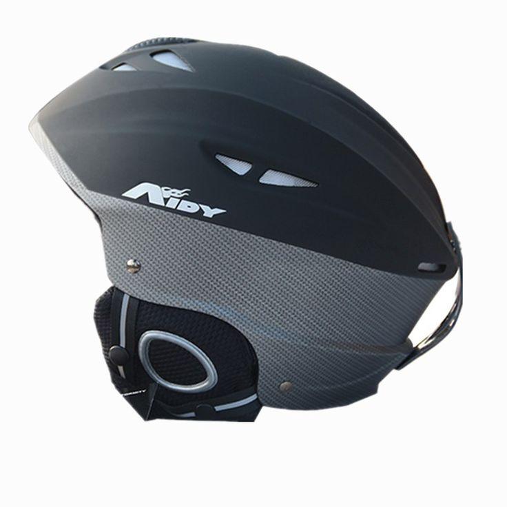 LANOVA Brand Professional Ski Helmet Adult Ski Helmet Man Skating / Skateboard Helmet Multicolor Snow Sports Helmets M/L Size