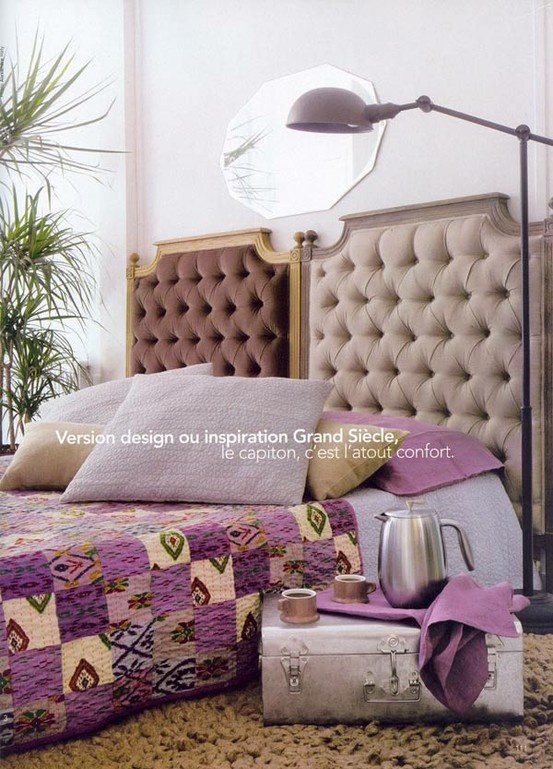 Quilted Headboard Dream Home Pinterest Quilted