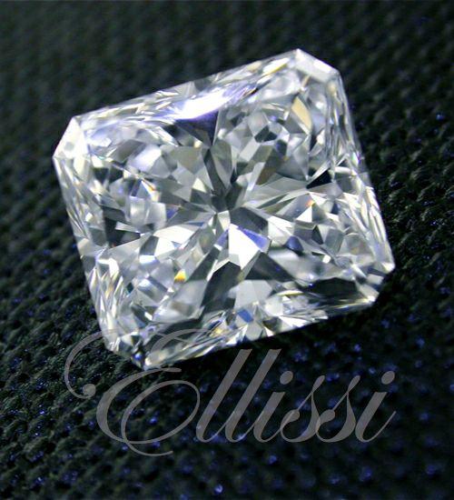 Radiant Cut Diamonds #diamonds #wedding #jewellery