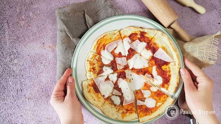 Pizza z patelni przepis