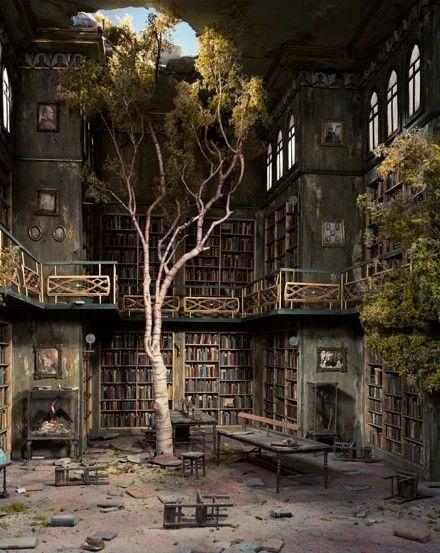 Casas abandonadas que parecem mal assombradas                                                                                                                                                                                 Más