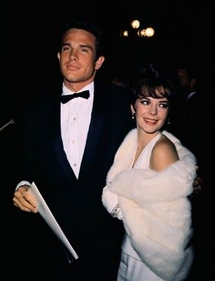 Warren Beatty & Natalie Wood