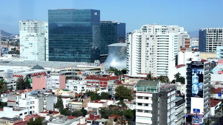 Regus Lagrange, Mexico City