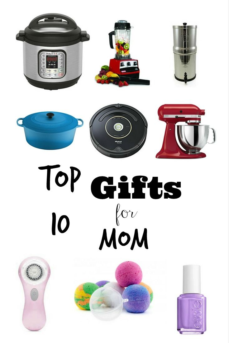 Top 10 Gifts Moms 2017 Holiday For My Wife Mom Christmas Pinterest And