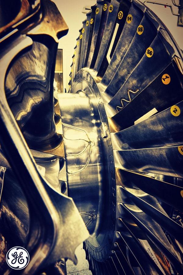Steam turbines are #badass #machines!
