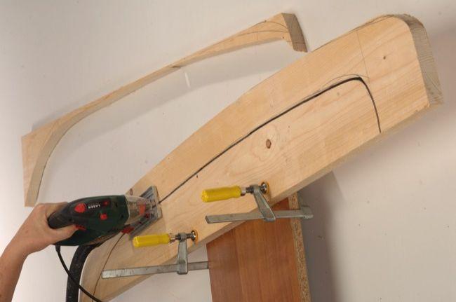 Costruire Una Sedia A Dondolo Fai Da Te.Costruire Una Sedia A Dondolo In Legno Bricoportale Fai Da Te E