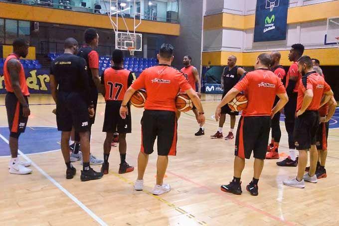 """Guaros de Lara quedó en el grupo """"C"""" de la Liga Suramericana #Baloncesto #Deportes"""