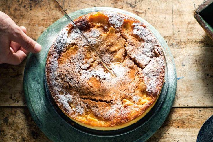 Romige Italiaanse appeltaart = perfect gebak voor de winter - Recept - Allerhande