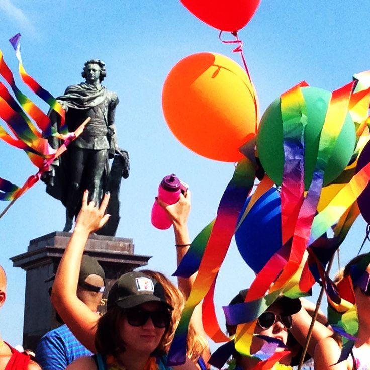 Pride i Gamla stan!