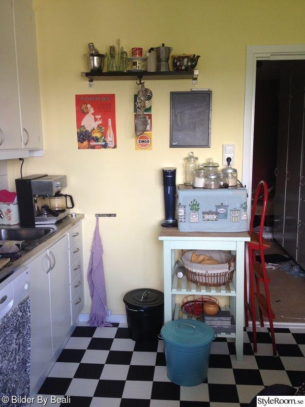 Mitt kök - Ett inredningsalbum på StyleRoom av beali