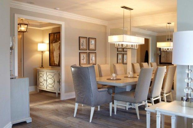 21 Designvorschläge für elegante Esszimmer esszimmer elegante designvorschlage