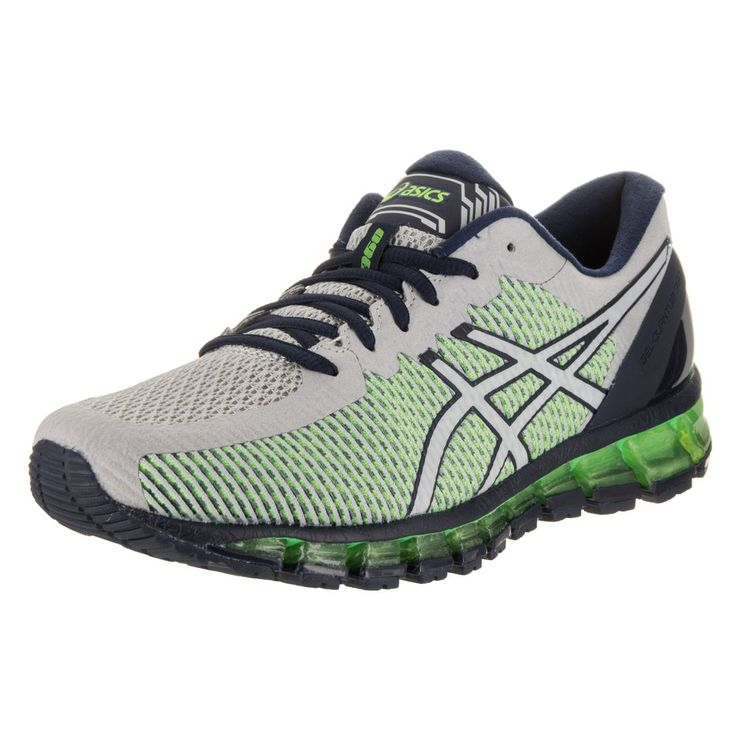on sale ee9bc 07c42 Asics Mens Gel-Quantum 360 CM Synthetic- Running Shoes ...