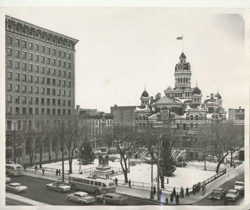 Winnipeg Free Press Archives Winnipeg Old City Hall (10) Jan. 15, 1974 ...