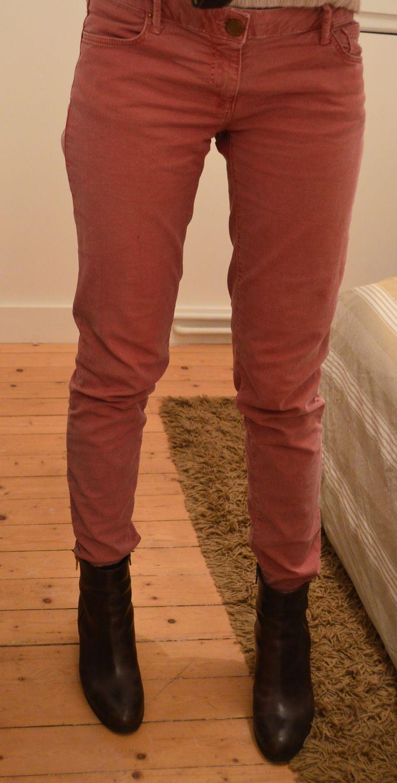 pantalon avant transformation