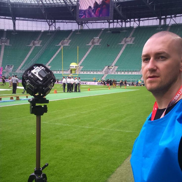 #virtualreality #shooting #gopro #sport #stadium #superbowl #superfinal #VRPREMIUM