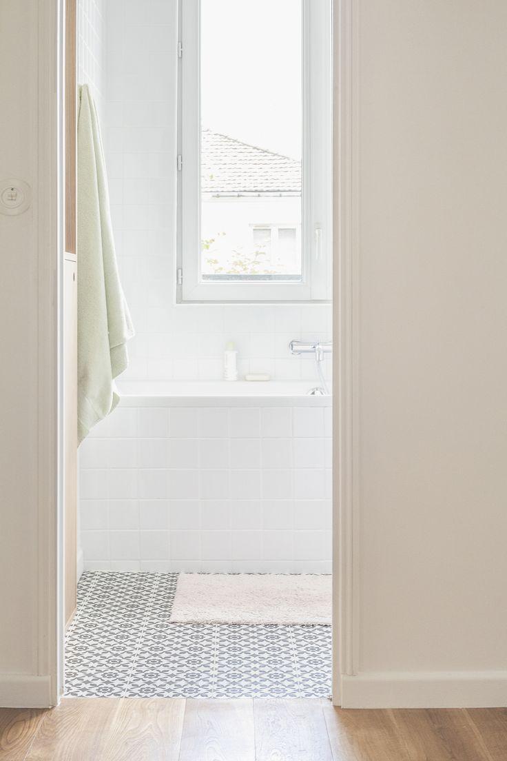 230 best bathroom salle de bain images on pinterest for Renovation interieur maison ancienne