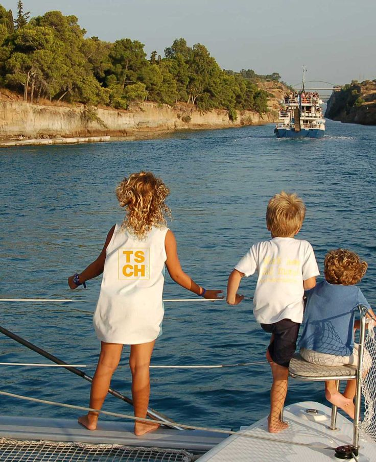 Sail around Greece on a charter yacht with your children and ENJOY the islands that are part of this paradise on Earth, such as LEFKAS. #yachtchartergreece #greece #visitgreece #sail #sailingholidaygreece #charter #yacht