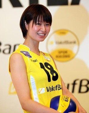 木村沙織「経験を持ち帰って日本にも貢献したい」=バレー女子