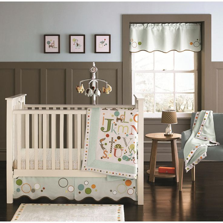 Migi Alphabet 3 Piece Crib Bedding Set By Bananafish Babies R Us Baby Pinterest Bed Sets And