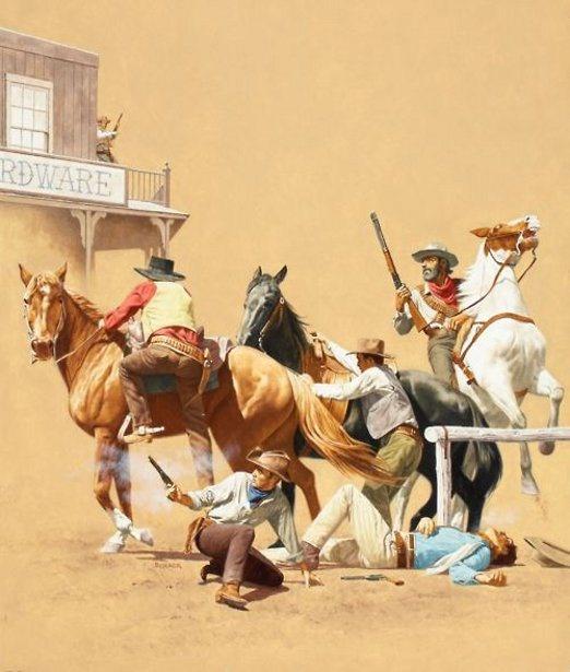 Outlaw's Empire - Stanley Borack