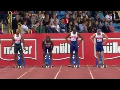 British Championships  James Dasaolu secures 100m Olympic berth   BBC Sport