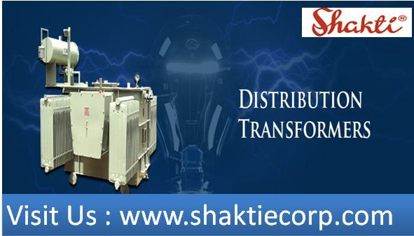 The step down transformers used for electric power distribution purpose are referred as distribution transformer. To visit shaktecorp learn more about distribution transformer.