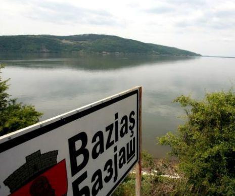 Cei cu dor de ducă și de apă sunt așteptați la intrarea Dunării în România, la Baziaș...