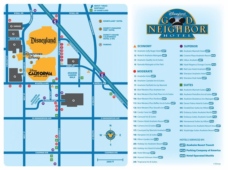Good Neighbor Map