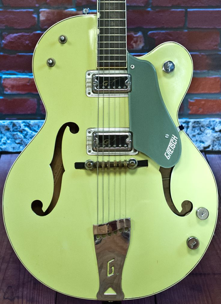 NStuffmusic.com | Gretsch 6118 Anniversary Electric Guitar ...