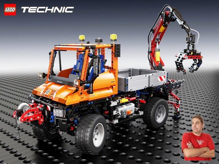 Lego Unimog // Technic series