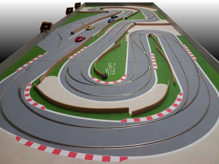 1520 Best Slot Car Track Images On Pinterest Track Board And Braids