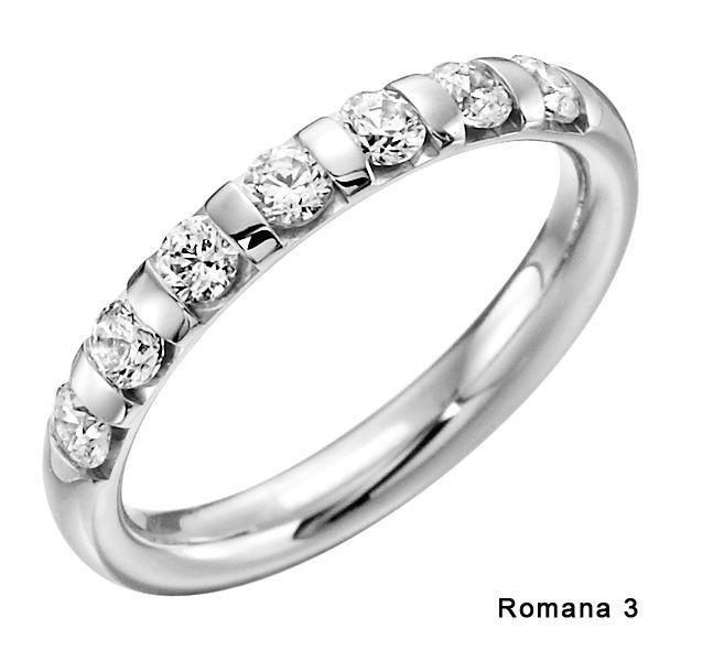 Snubní prsteny Romana