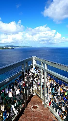 Two Lovers' Point, (Puntan dos Amantes) Tumon Bay. Guam