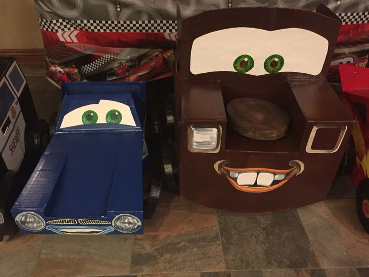 Mater and Finn Mcmissile