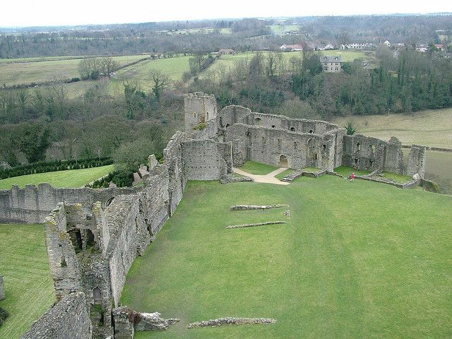 English Castles - Richmond Castle