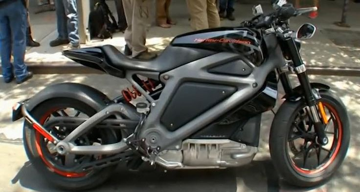 Harley-Davidson electric motorcycle - Livewire