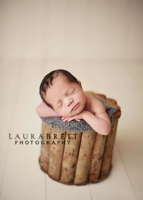 Newborn photography newborn photo prop